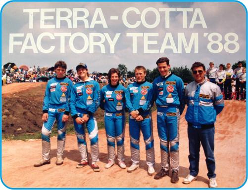 Terra-Cotta Sportprijzen Team